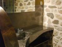 Le gîte du Paradoxe Perdu, salle de bains