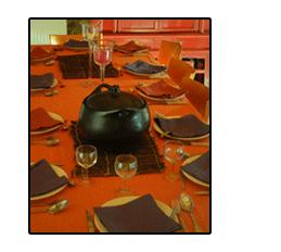 La table d'hôtes du Paradoxe Perdu